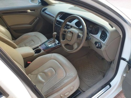 Used 2011 A4 2.0 TDI  for sale in Mumbai-8