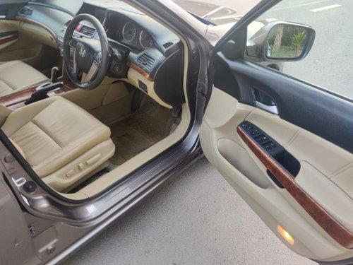 Used 2011 Honda Accord low price