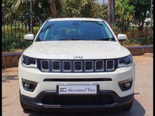 Used 2017 Compass 2.0 Longitude  for sale in Mumbai