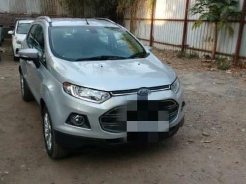 Used 2017 EcoSport 1.5 Diesel Titanium Plus  for sale in Pune