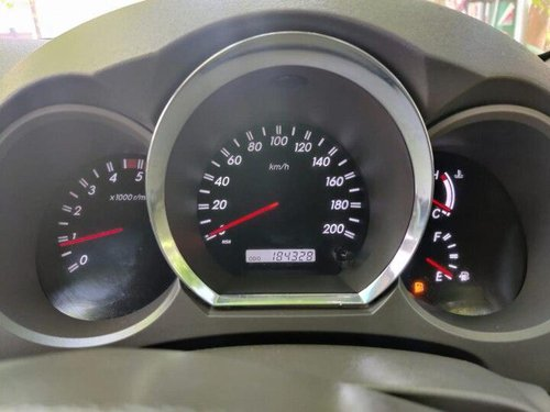 Used 2009 Fortuner 3.0 Diesel  for sale in Bangalore
