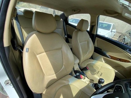 Used 2014 Verna 1.6 SX VTVT  for sale in Ahmedabad