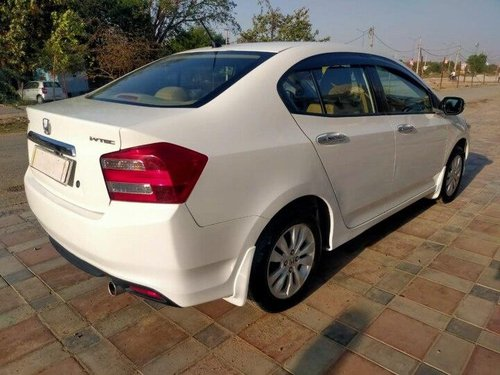 Used 2013 City V MT AVN  for sale in Faridabad