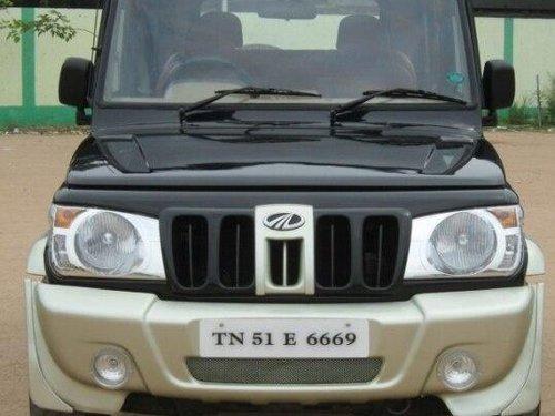 Used 2009 Bolero SLX 4WD BSIII  for sale in Coimbatore
