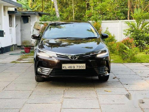 Used 2017 Corolla Altis GL  for sale in Edapal