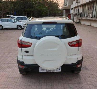 Used 2015 EcoSport 1.5 Petrol Titanium  for sale in Mumbai