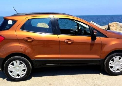 Used 2018 EcoSport 1.5 TDCi Trend Plus  for sale in Chennai