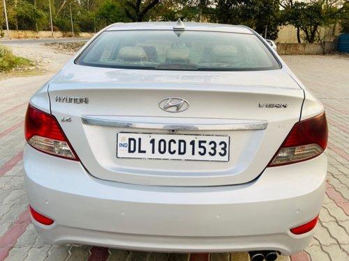 Used 2011 Hyundai Fluidic Verna low price