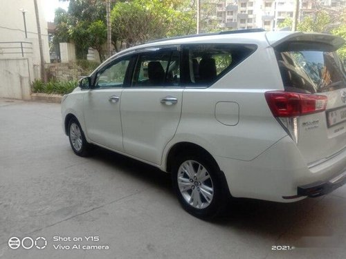 Used 2018 Innova Crysta 2.4 ZX MT  for sale in Pune