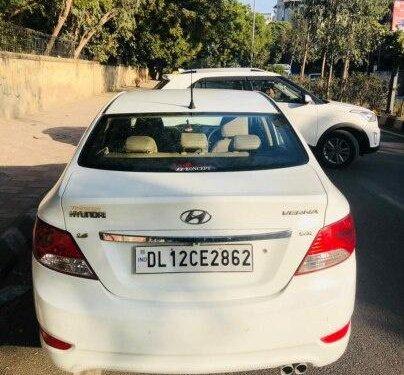Used 2012 Verna 1.6 SX VTVT  for sale in New Delhi
