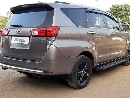 Used 2018 Innova Crysta 2.4 ZX MT  for sale in Hyderabad