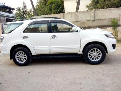 Used 2012 Fortuner 4x2 4 Speed AT  for sale in Coimbatore