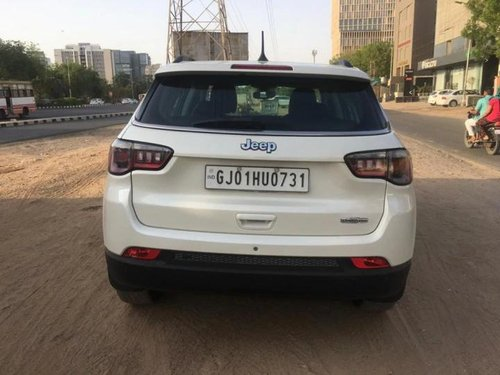 Used 2017 Compass 2.0 Longitude Option  for sale in Ahmedabad