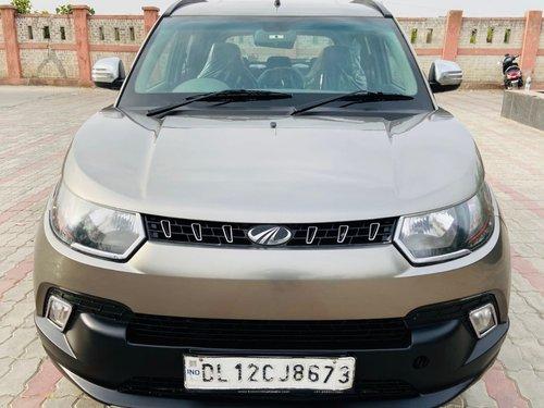 Used 2016 Mahindra KUV100 low price