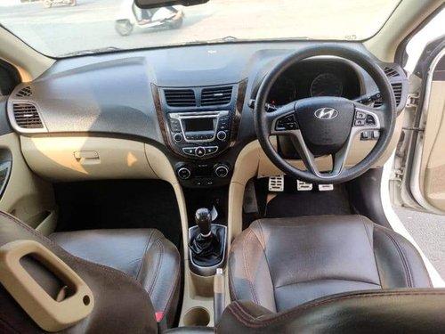 Used 2016 Hyundai 4S Fluidic Verna low price