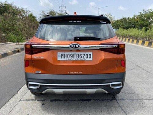Used 2019 Seltos HTX Plus D  for sale in Mumbai