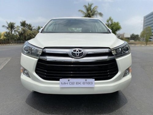 Used 2017 Innova Crysta 2.7 ZX AT  for sale in Mumbai