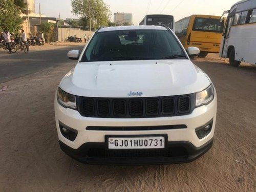 Used 2017 Compass 2.0 Longitude Option  for sale in Ahmedabad-11