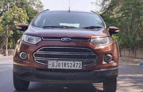 Used 2016 EcoSport 1.5 Diesel Titanium Plus  for sale in Ahmedabad
