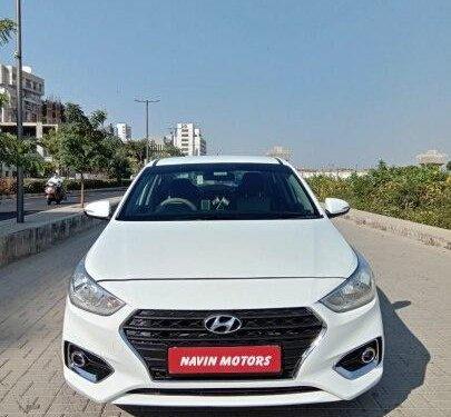 Used 2019 Verna VTVT 1.4 E  for sale in Ahmedabad