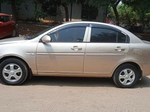 Used 2009 Verna CRDi SX  for sale in Hyderabad