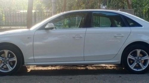 Used 2015 A4 35 TDI Technology Edition  for sale in New Delhi