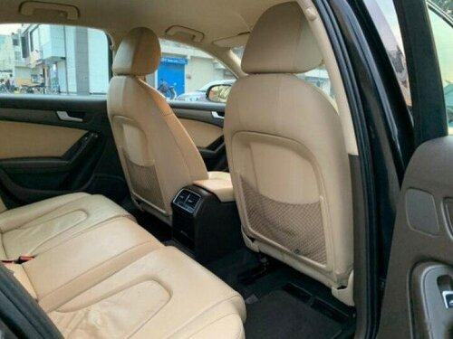 Used 2014 A4 2.0 TDI Premium Sport Limited Edition  for sale in Indore
