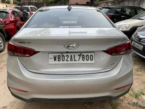 Used 2017 Verna 1.6 VTVT SX Option  for sale in Kolkata