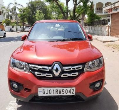 Used 2017 KWID  for sale in Ahmedabad