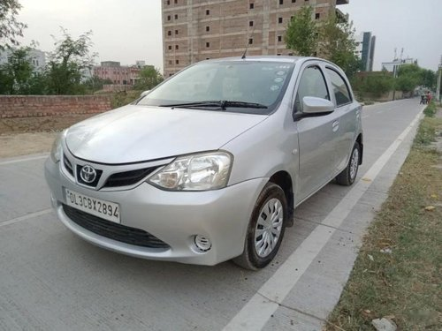 Used 2015 Etios Liva 1.2 G  for sale in Faridabad
