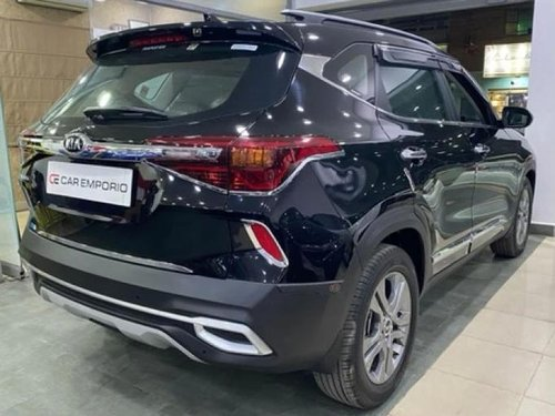 Used 2020 Seltos HTX Plus D  for sale in Hyderabad