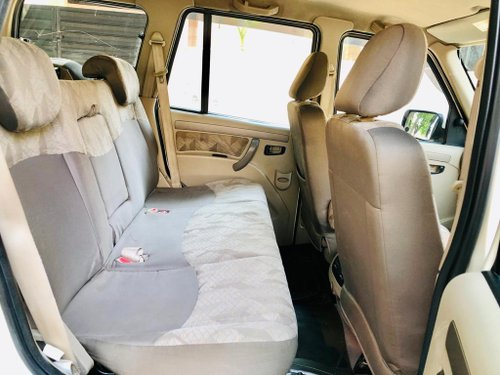 2013 Mahindra Scorpio VLX Airbag Single Owner White