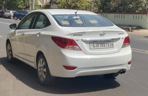 Used 2021 Verna SX Opt AT Diesel  for sale in Ahmedabad