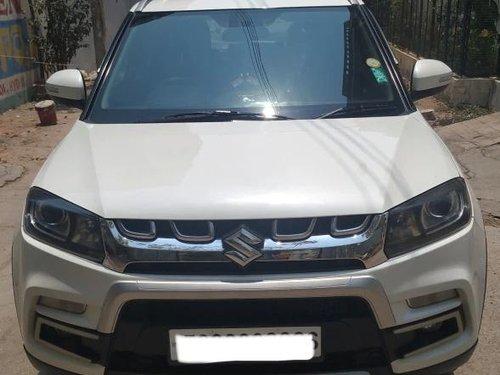 Used 2018 Vitara Brezza ZDi Plus  for sale in Hyderabad