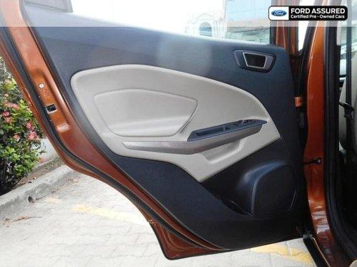 Used 2020 EcoSport Titanium  for sale in Chennai
