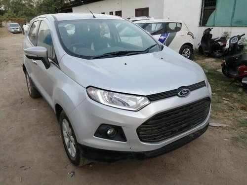 Used 2013 EcoSport 1.5 DV5 MT Ambiente  for sale in Kanpur