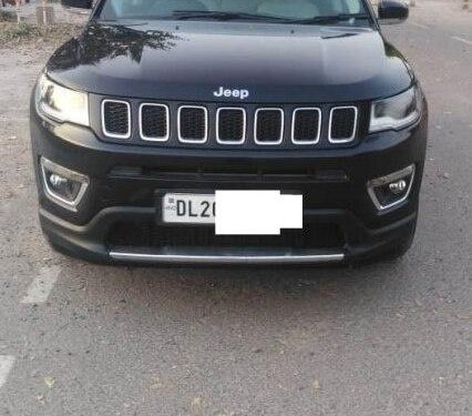 Used 2018 Compass 1.4 Limited  for sale in New Delhi