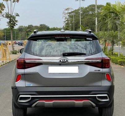 Used 2020 Seltos GTX Plus AT D  for sale in Chennai