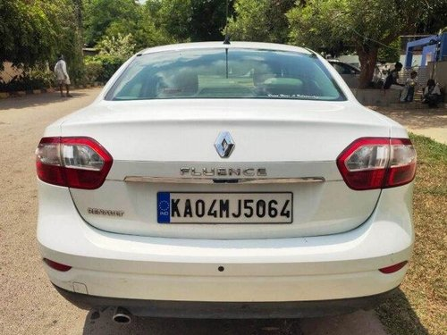 Used 2011 Fluence 2.0  for sale in Bangalore