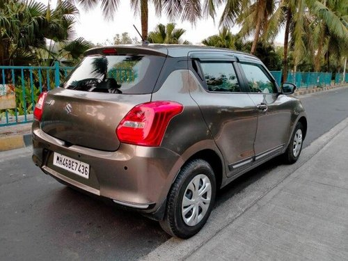 Used 2018 Swift VXI  for sale in Mumbai