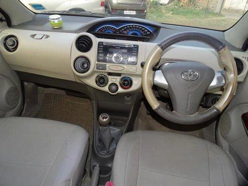 Used 2016 Etios V  for sale in Kolkata
