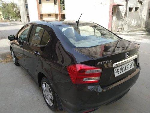 Used 2012 City i-VTEC V  for sale in Ahmedabad