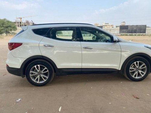 Used 2016 Santa Fe 4WD AT  for sale in Ahmedabad