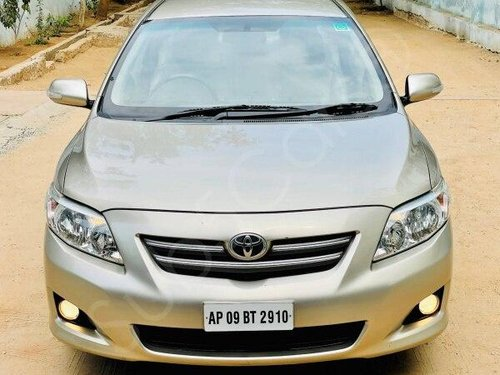 Used 2009 Corolla Altis G  for sale in Hyderabad
