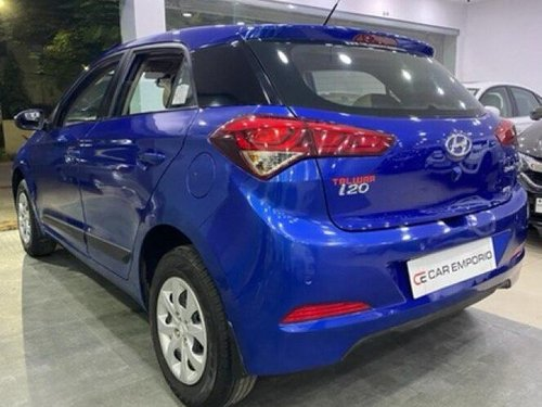 Used 2016 i20 Sportz 1.4 CRDi  for sale in Hyderabad