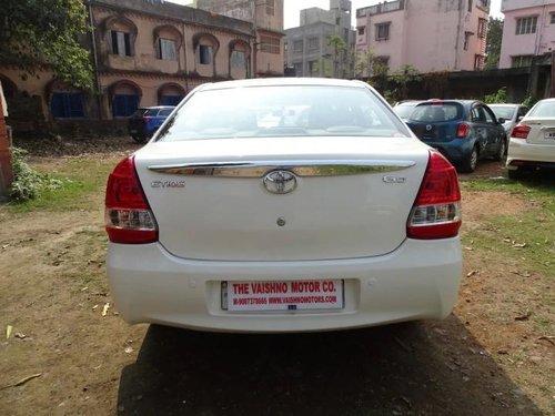 Used 2015 Etios GD  for sale in Kolkata
