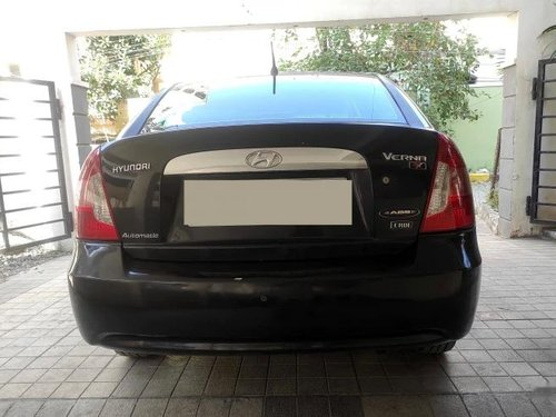 Used 2009 Verna CRDi SX ABS  for sale in Hyderabad