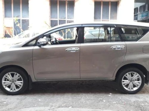 Used 2016 Innova Crysta 2.8 ZX AT  for sale in Hyderabad