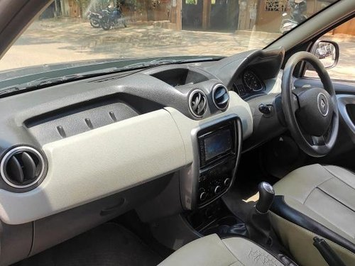 Used 2013 Duster 85PS Diesel RxL Option  for sale in Hyderabad