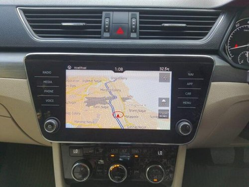 Used 2018 Superb Style 1.8 TSI AT  for sale in Mumbai